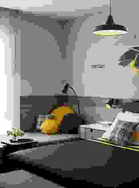 Rooms Inc. LEDS C4 Kamar Tidur Modern