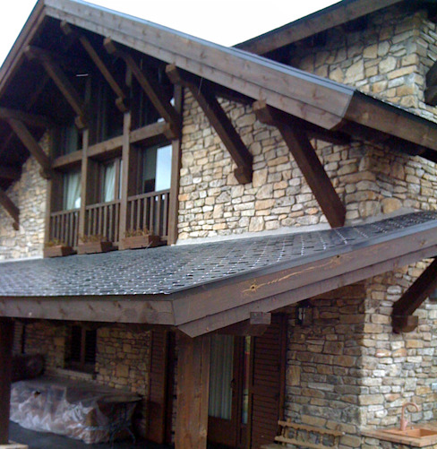 by Manuel Monroy Pagnon, arquitecto Country Stone