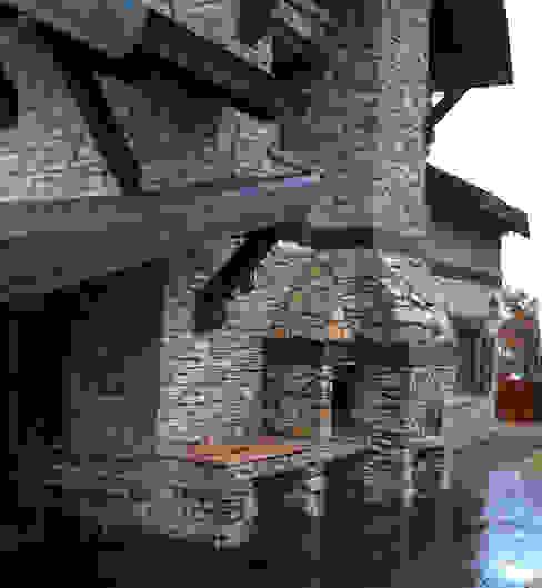 根據 Manuel Monroy Pagnon, arquitecto 鄉村風 強化水泥