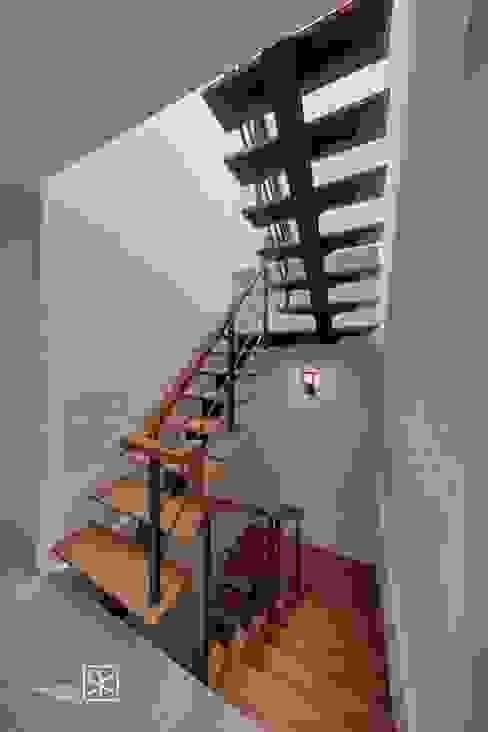 龍骨梯 by 禾廊室內設計 Scandinavian