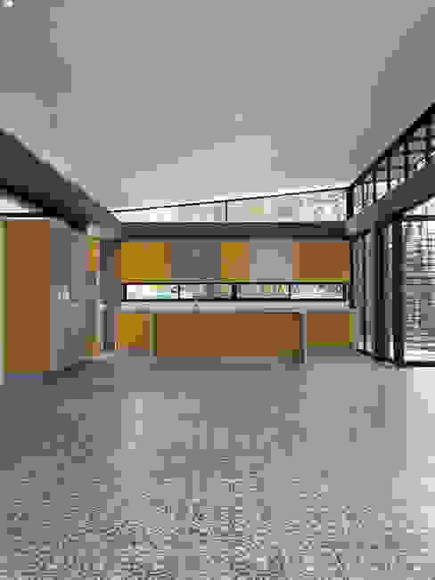 Casas de estilo  por NOAH Proyectos SAS, Moderno