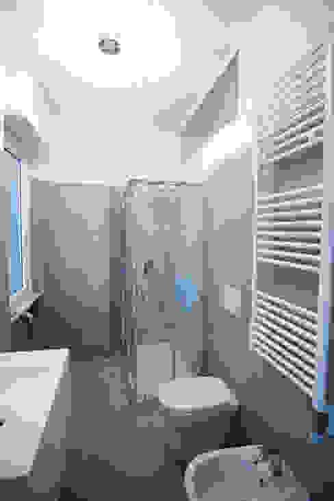 Ванные комнаты в . Автор – Ristrutturazione Case