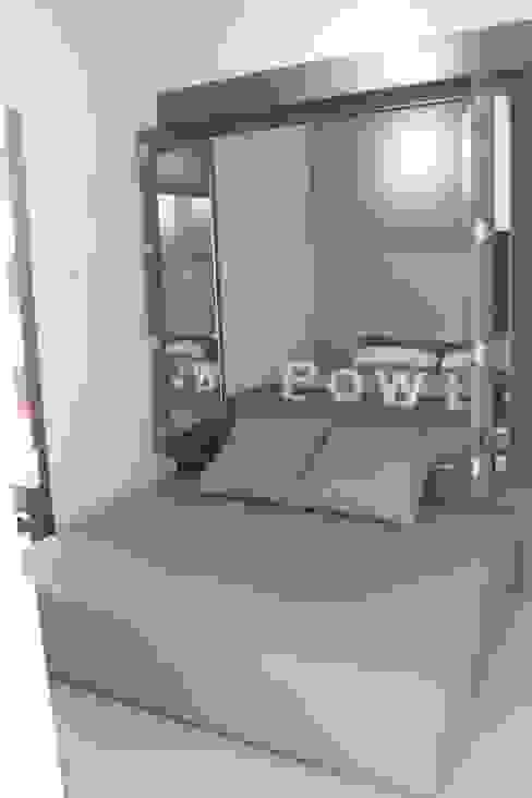 Galeri Ciumbuleuit III - 2 Bedroom Cypress Kamar Tidur Modern Oleh POWL Studio Modern
