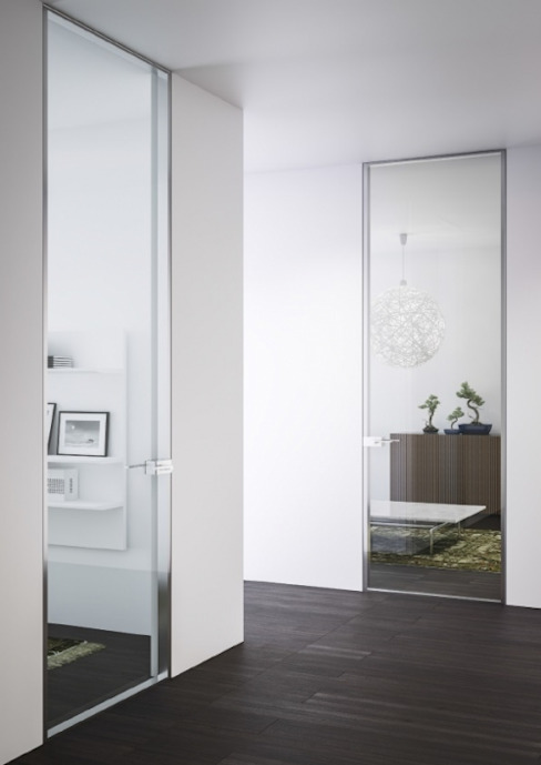 ADL Internal Filomuro Range:  Glass doors by IQ Furniture,