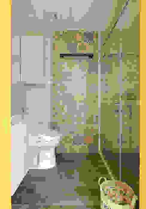 La Casa de Cathy / 凱西特調之家 一葉藍朵設計家飾所 A Lentil Design 浴室