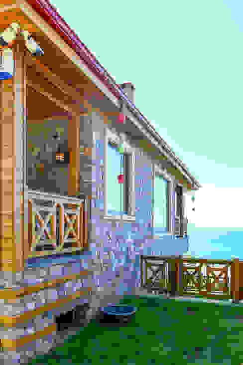 Huzurun İçinde Bir Ev Hayal Edin... Gürsoy Kerestecilik Villa Taş