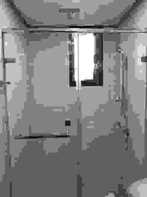 衛浴設備 讚基營造有限公司 現代浴室設計點子、靈感&圖片