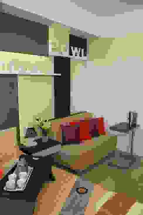 Sofa :modern  oleh POWL Studio, Modern