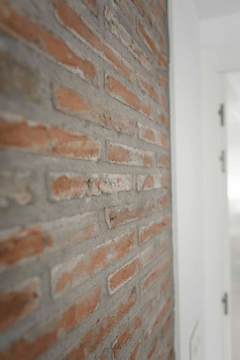 Walls by CISOYER, Mediterranean Bricks