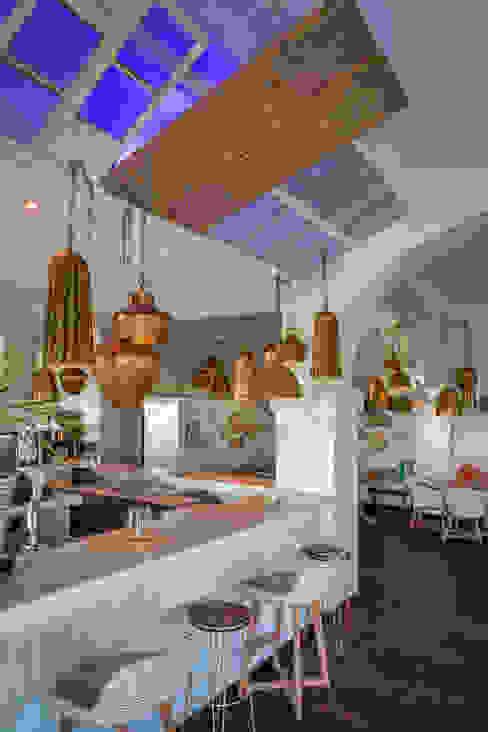 Idearte Marta Montoya Mediterranean style dining room