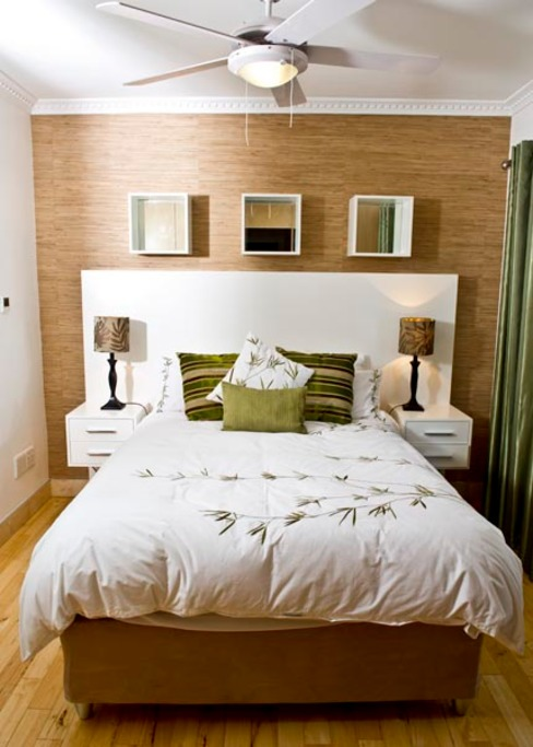 House Habana Modern style bedroom by AB DESIGN Modern