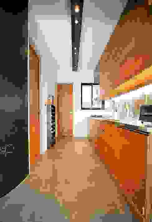 保有老屋室內風貌的天母邱宅 根據 直方設計有限公司 日式風、東方風