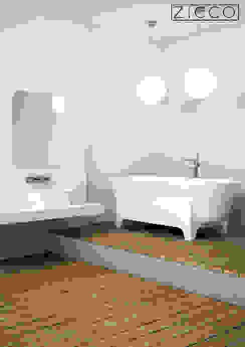 Freistehende Badewanne Zicco Aspiro Moderne Badezimmer von ZICCO GmbH - Waschbecken und Badewannen in Blankenfelde-Mahlow Modern