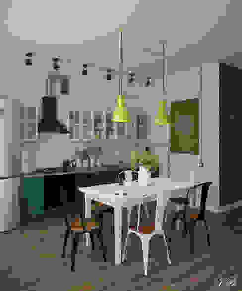 Юлия Буракова Industriële keukens