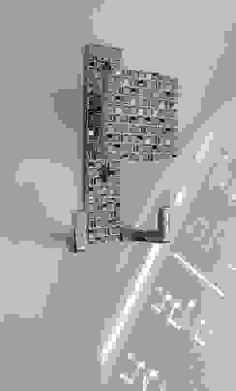 Perchero Mosaic NS de Industrial de Cerraduras Moderno