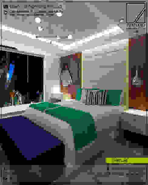Propuesta de Diseño :  de estilo  por F9.studio Arquitectos,