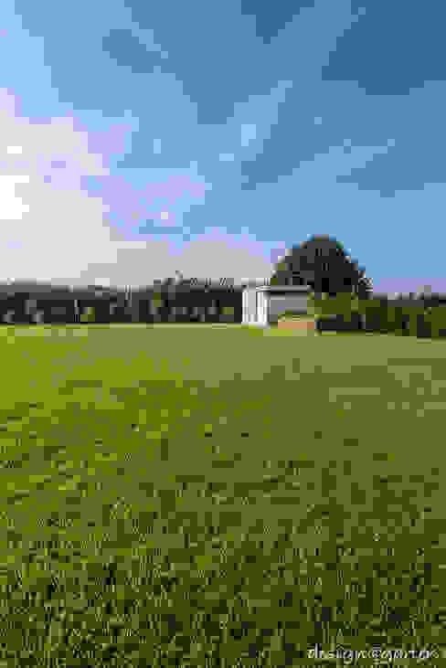 Design Gartenhaus @gart drei nach Maß in 53359 Rheinbach:  Garten von design@garten - Alfred Hart -  Design Gartenhaus und Balkonschraenke aus Augsburg,