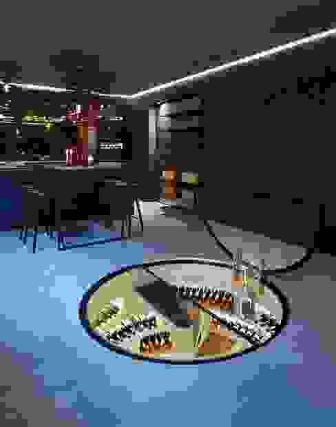 Bodegas de vino de estilo moderno de ShoWine Moderno