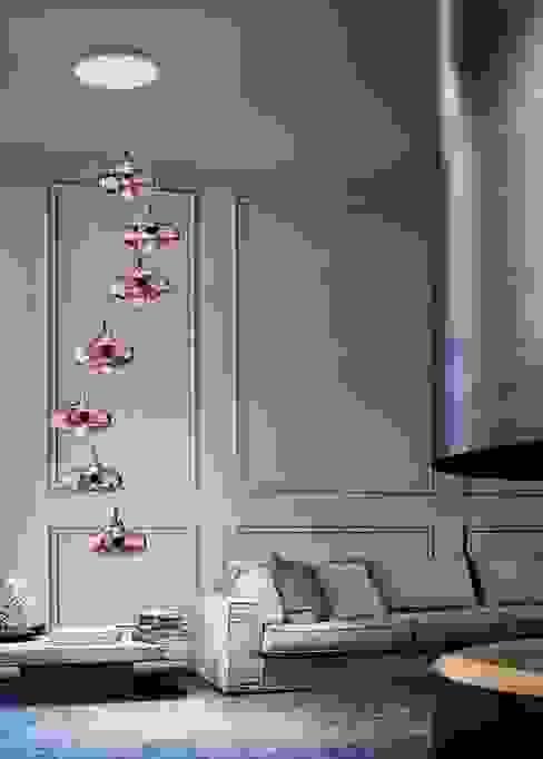 ห้องนั่งเล่น by CRISTINA AFONSO, Design de Interiores, uNIP. Lda