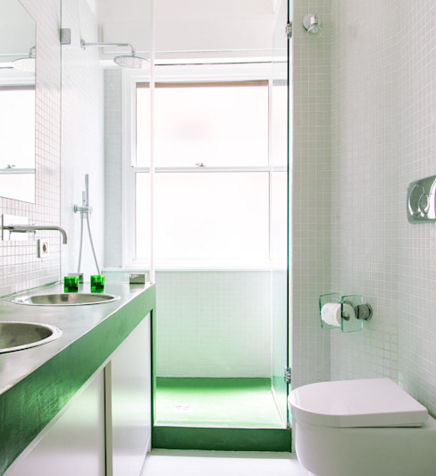 Modern bathroom by VITAE STUDIO - architettura Modern