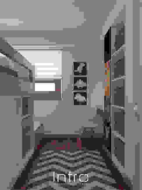 Diseño de Dormitorio para Niño de Intro Design Perú Escandinavo