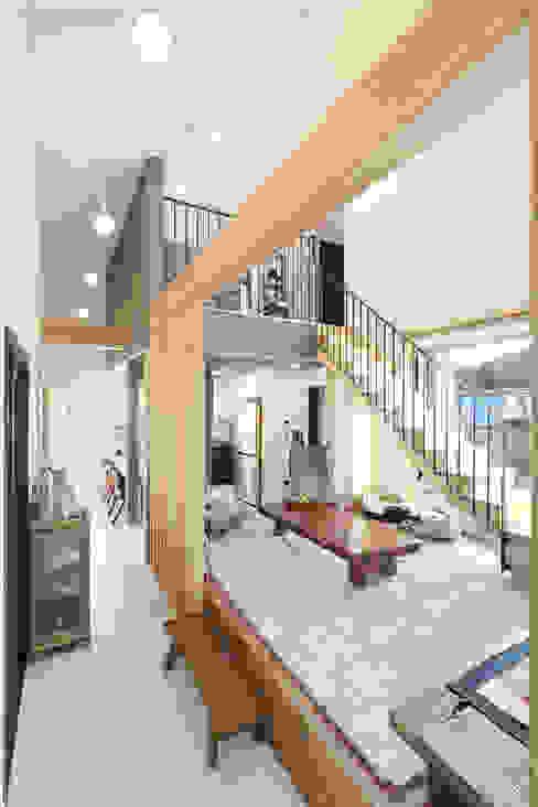 من 주택설계전문 디자인그룹 홈스타일토토 حداثي خشب Wood effect