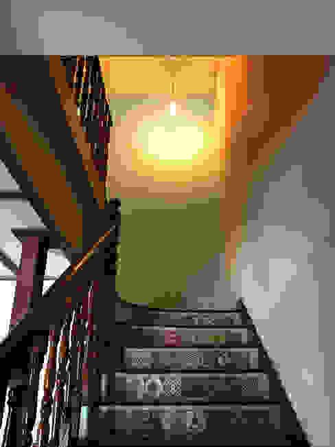 Terrace House at Terang Bulan Quen Architects Stairs
