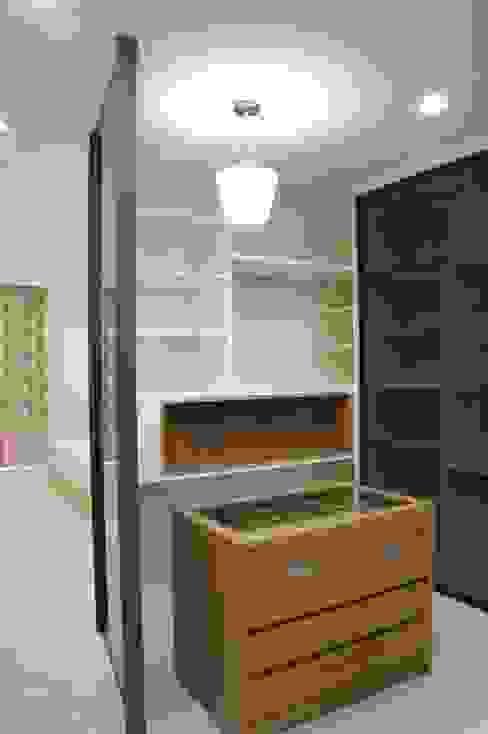 三樓主臥室 houseda 小臥室 木頭 Wood effect