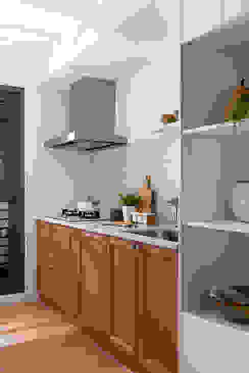 翩翩 寓子設計 廚房