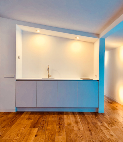 Gartenpavillon Moderne Küchen von Karl Kaffenberger Architektur | Einrichtung Modern