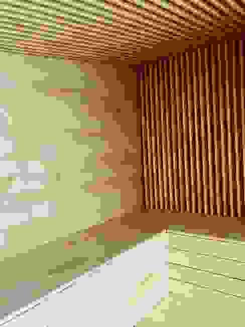 โดย Karl Kaffenberger Architektur | Einrichtung โมเดิร์น ไม้ Wood effect
