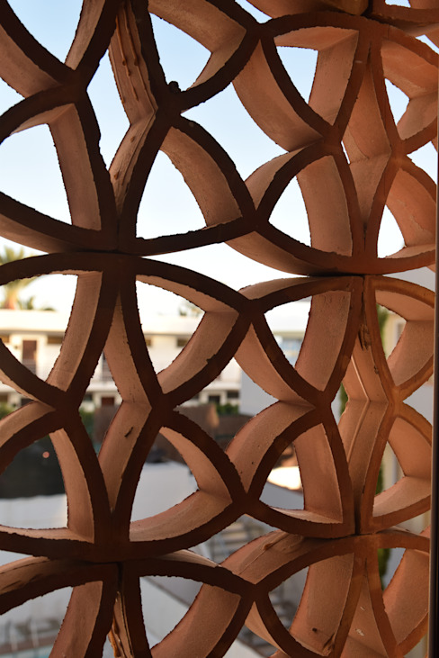 Tamiz de luz Baños de estilo clásico de SP_Arquitectura Clásico Cerámico
