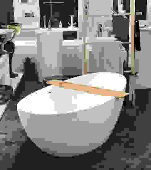 Badeloft Showroom in Paris - Badeloft à Paris: modern  von Badeloft GmbH - Hersteller von Badewannen und Waschbecken in Berlin,Modern