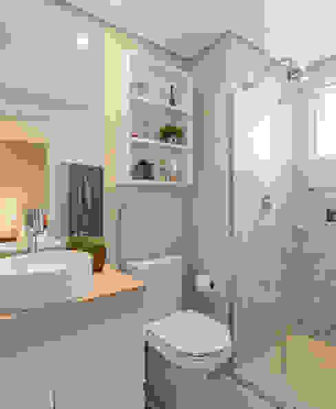 Banheiro Bel Urtiga Arquitetura Banheiros modernos