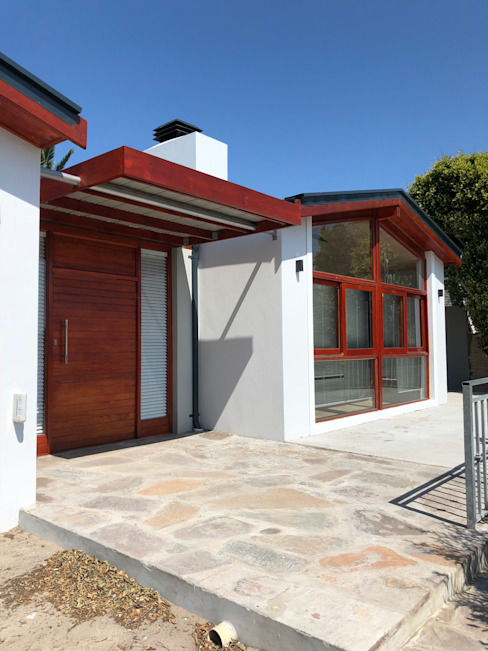 Barbosa Home Cornerstone Projects Scandinavian style houses