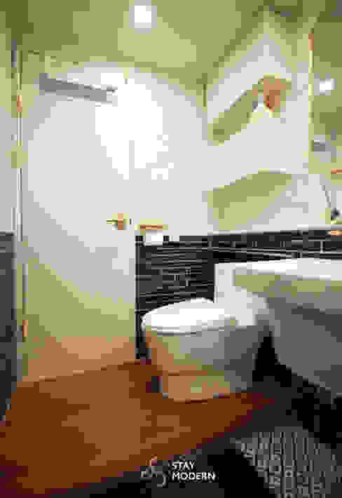 >>욕실: 스테이 모던 (Stay Modern)의  욕실