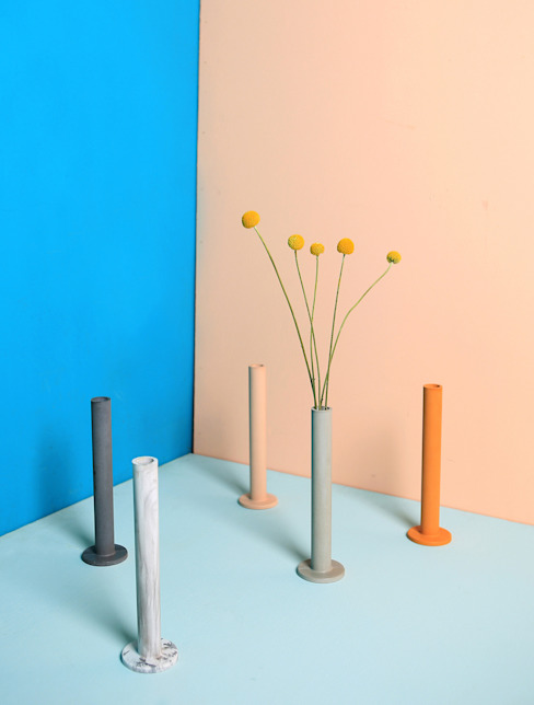 minimalist  by PLUSTAN. 플러스탠, Minimalist Concrete