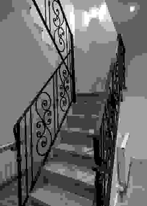 Escaleras Grupo Inventia Escaleras Madera Acabado en madera