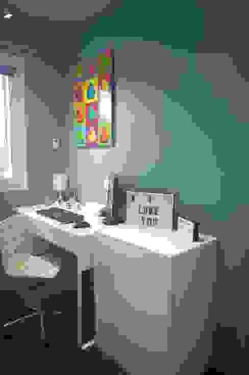espace bureau Mon décorateur privé - MDP Chambre fille
