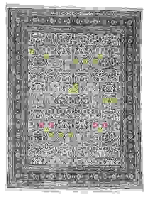 Turkish Kilim Rug, Kilim Rug, Boho Rug, Bedside Kilim, Boho Kilim, Persian Rug, Vintage Rug, Anatolian Carpet de Heritage Nomadic Art Gallery