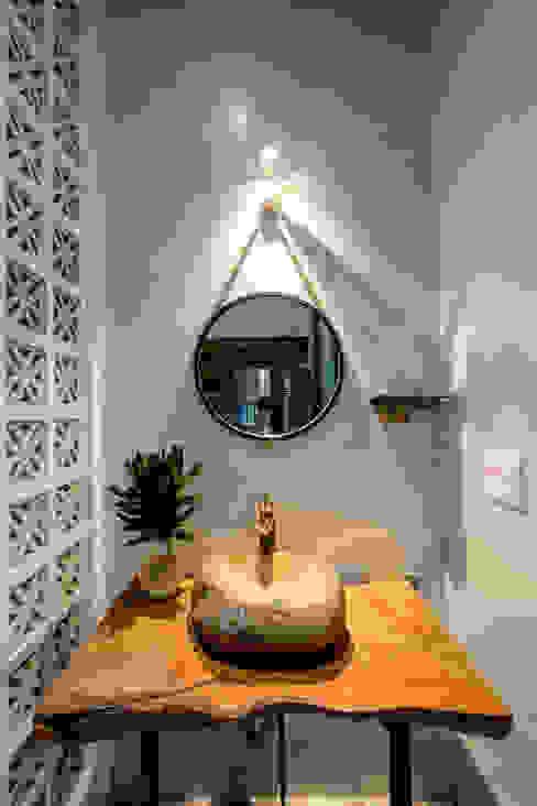 Bathroom by Mét Vuông, Rustic