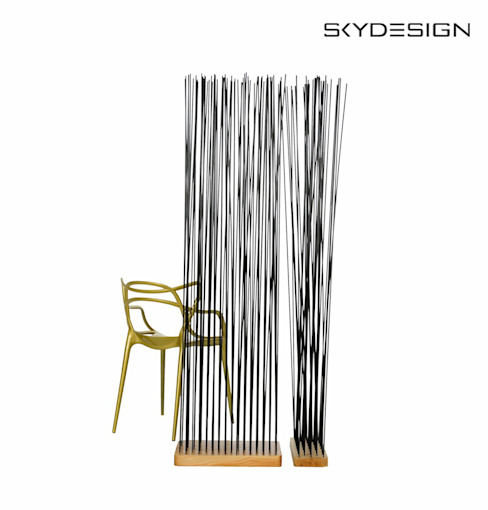 Household by www.skydesign.news - Raumteiler aus Berlin - Sichtschutz Terrasse