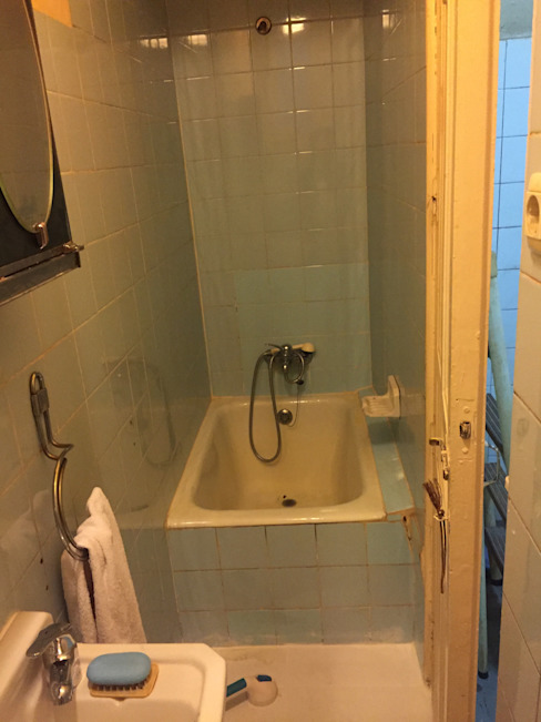 Baño antes CASA IMAGEN