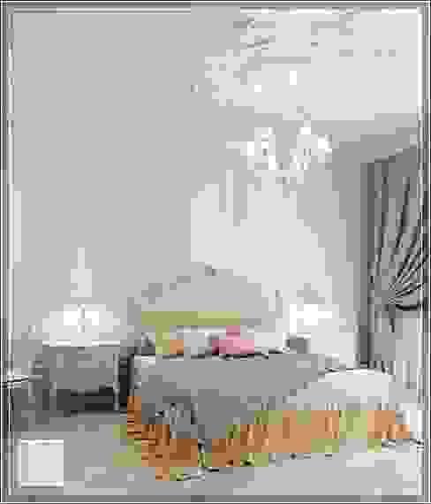 Бизе Спальня в классическом стиле от Студия дизайна Светланы Исаевой Классический
