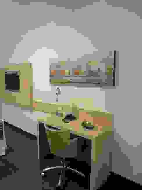 Allia Gran Hotel Pampulha Suites: Hotéis  por Marcelo Sena Arquitetura,Moderno