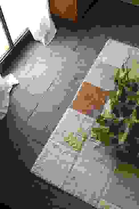 Pavimento in cotto nero Tuscany Art Hotel moderni
