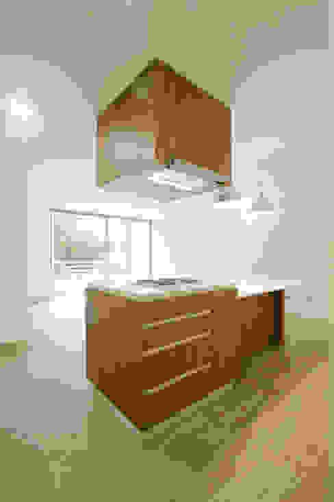 Remodelación de Departamento de IMO INTERIORISMO Moderno Derivados de madera Transparente