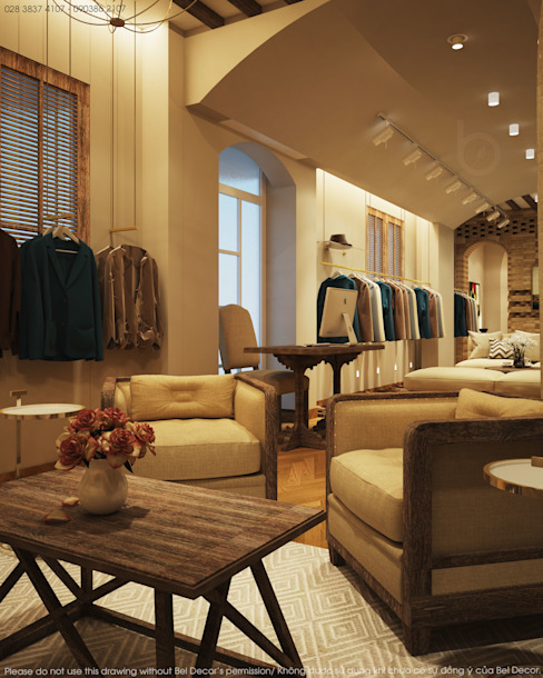 SH1605 Fashion Shop - Bel Decor bởi Bel Decor