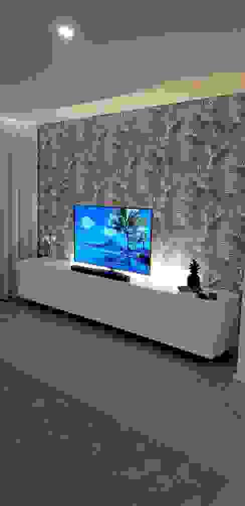 Zona de TV por Alma Braguesa Furniture Moderno MDF