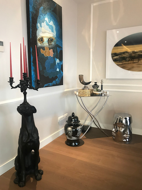 ALIA DECOR – ALIA DECOR HOME PROJECTS: modern tarz , Modern
